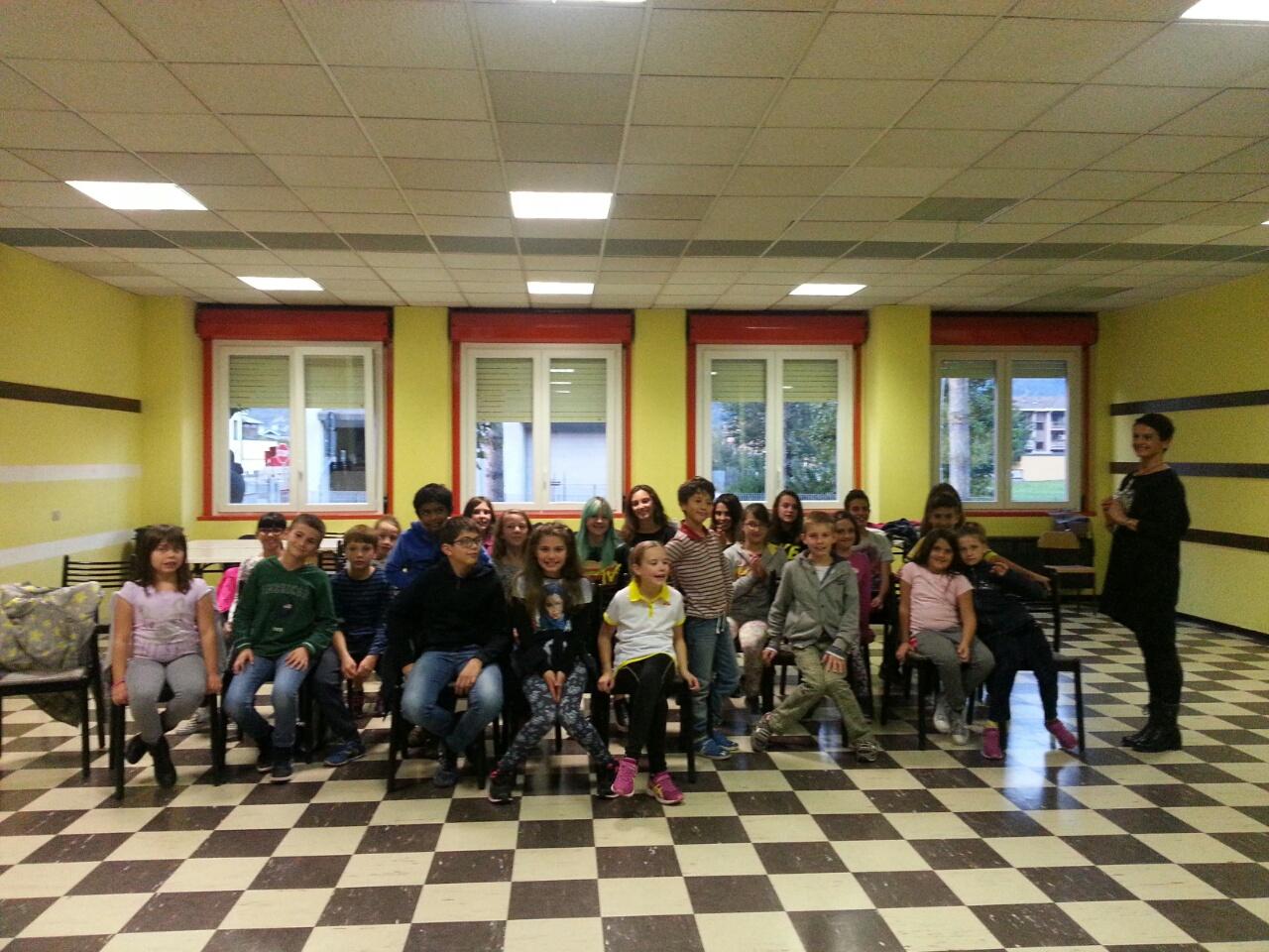 Laboratorio Teatrale Ragazzi 2016/2017