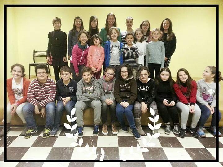 Lab.Teatrale Cosio 14/15