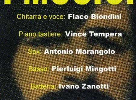 12/3/2016 al QM Live I MUSICI di Francesco Guccini