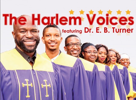 19 dic Gospel, The Harlem Voices