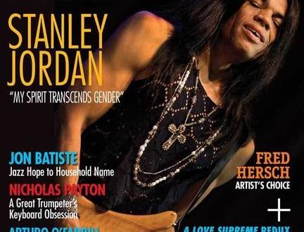 JazzTime dedica la copertina a Stanley Jordan