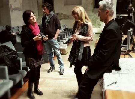 Il dopo concerto con Gigi Cifarelli