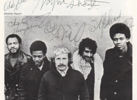 Alphonso Johnson, Chester Thompson, Frank Ricci