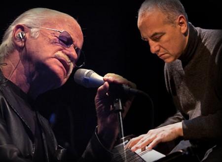 Gino Paoli & Danilo Rea aprono il QM Live Festival