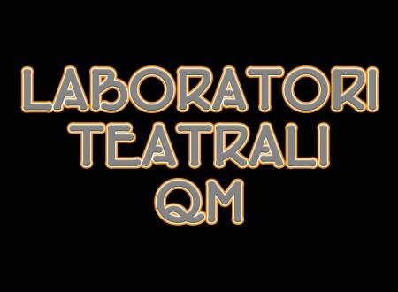 Ripartono ad ottobre i nostri Laboratori Teatrali a cura di Gigliola Amonini