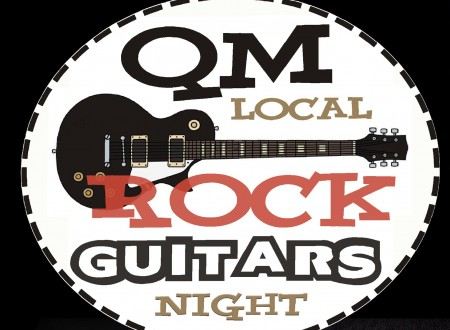 QM local – Rock Guitars Night – sab 28 ottobre 2017