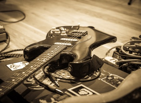 Rock Guitars Night – foto delle prove
