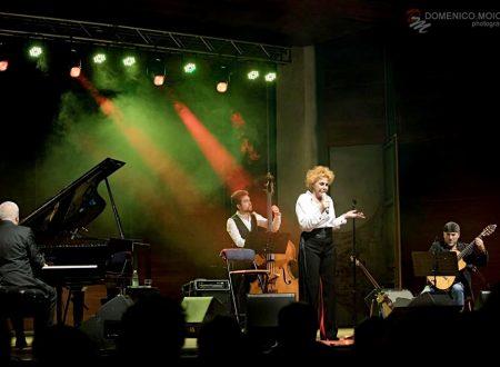Ornella Vanoni: foto e recensione concerto.