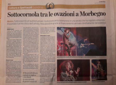 Mara Sottocornola, rassegna stampa.