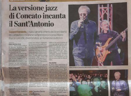 Fabio Concato, rassegna stampa