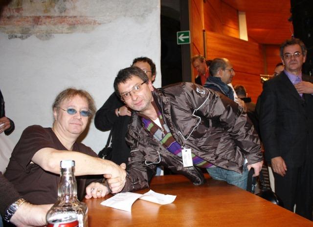 2008 con Ian Paice