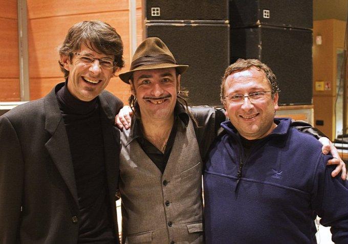 2008 con Tonino Carotone
