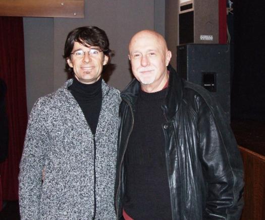 2008 con Pete Levin