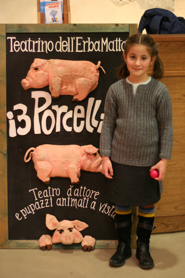2009 Sissi e i Porcellini
