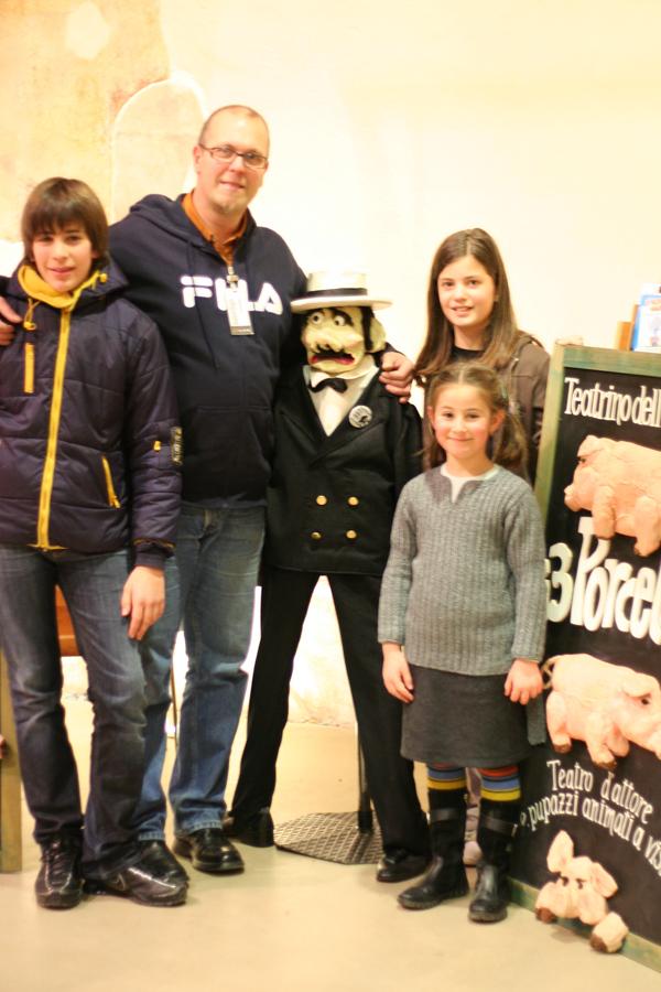 2009 I nostri bimbi all'Albero Magico