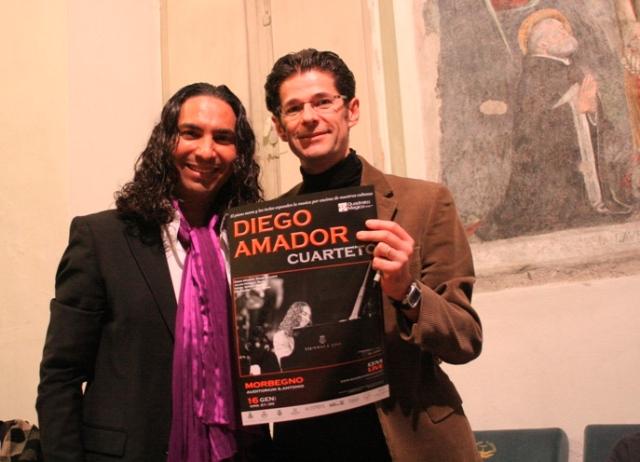 2010 con Diego Amador