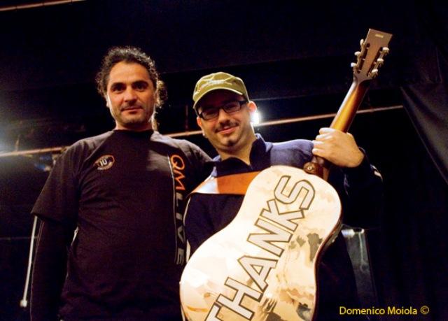 2010 con Francesco Piu