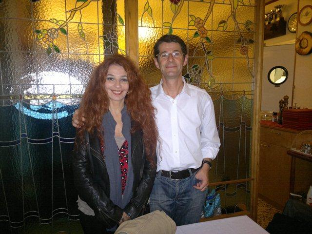 2012 con Teresa De Sio