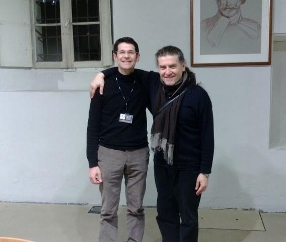 2013 con Javier Girotto