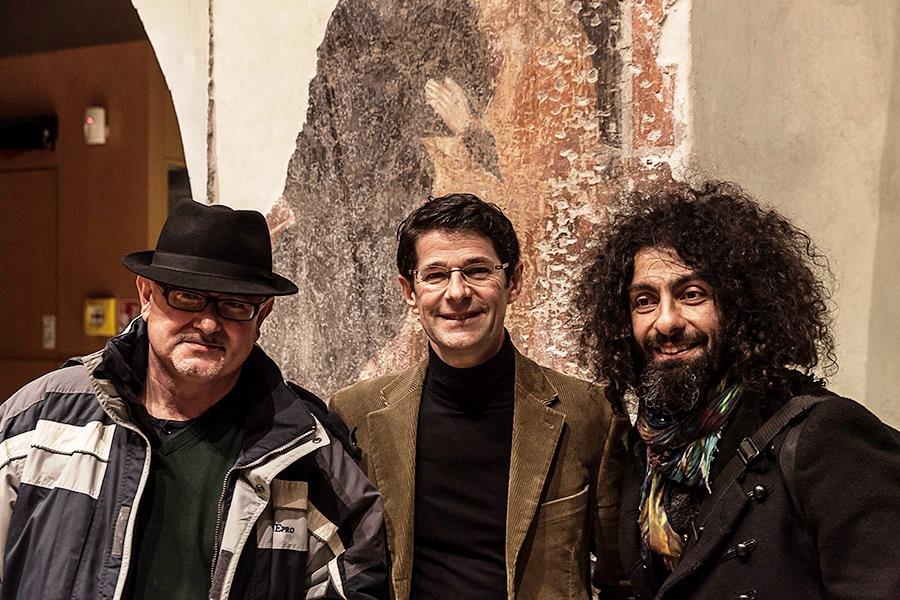 2014 con Ara Malikia e J.L.Monton