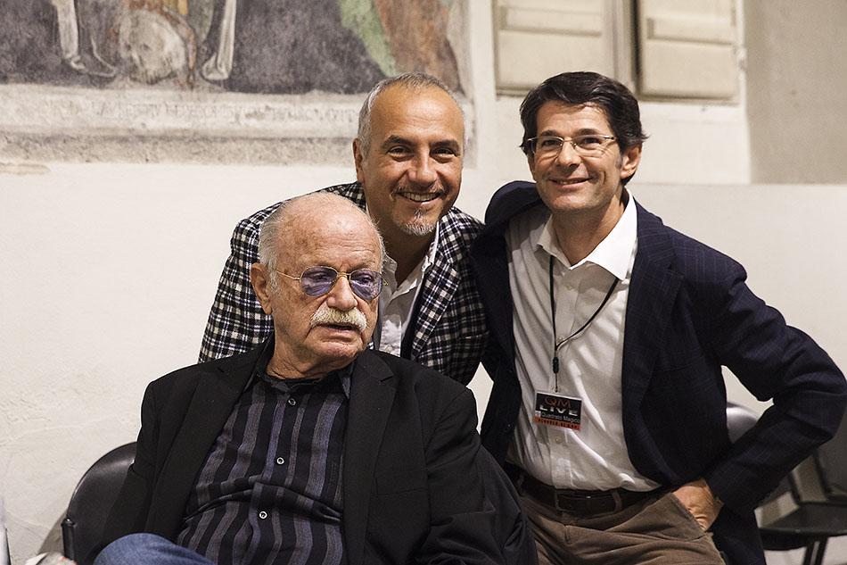 2016 con Gino Paoli e Danilo Rea