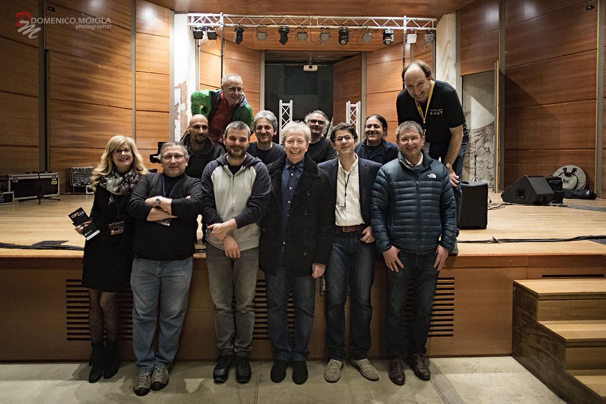 2018 con Fabio Concato